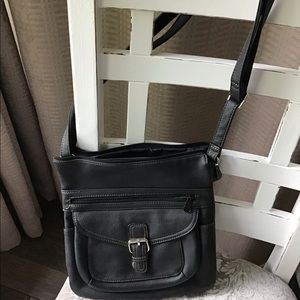 Multi Sac crossbody black
